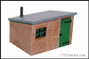 Peco LK-705 0G Brick Lineside Hut